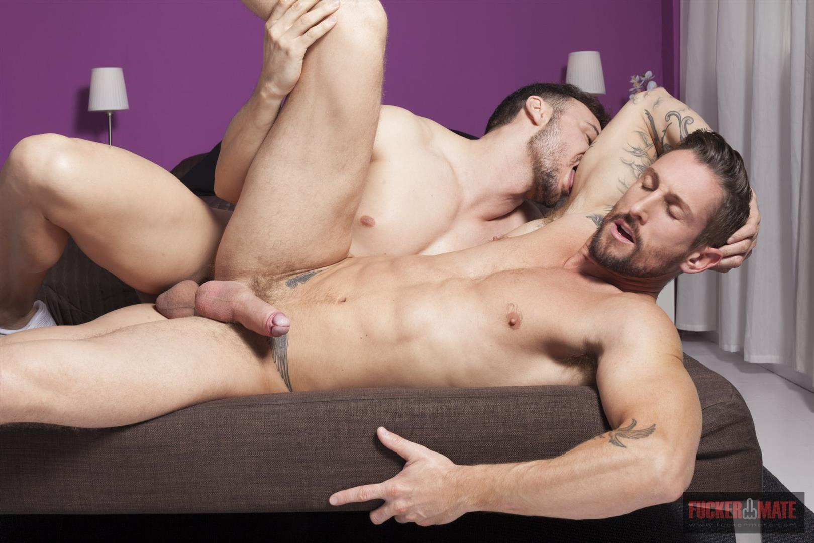 Fuckermate-Nick-North-and-Gabriel-Vanderloo-Muscle-Hunks-With-Big-Uncut-Cocks-Amateur-Gay-Porn-13 European Muscle Hunks Flip Flop Fucking With Their Big Uncut Cocks