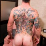 Active Duty Brad Powers Naked Army Soldier With A Big Cock Amateur Gay Porn 11 150x150 Tatted Hung Army Soldier Brad Powers Shoots A Big Load Of Cum