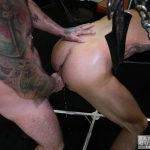 Bareback Cum Pigs Dolf Dietrich and Rogue Status Breeding 18 150x150 Dolf Dietrich Gets Bareback Fucked In A Sling By Rogue Status