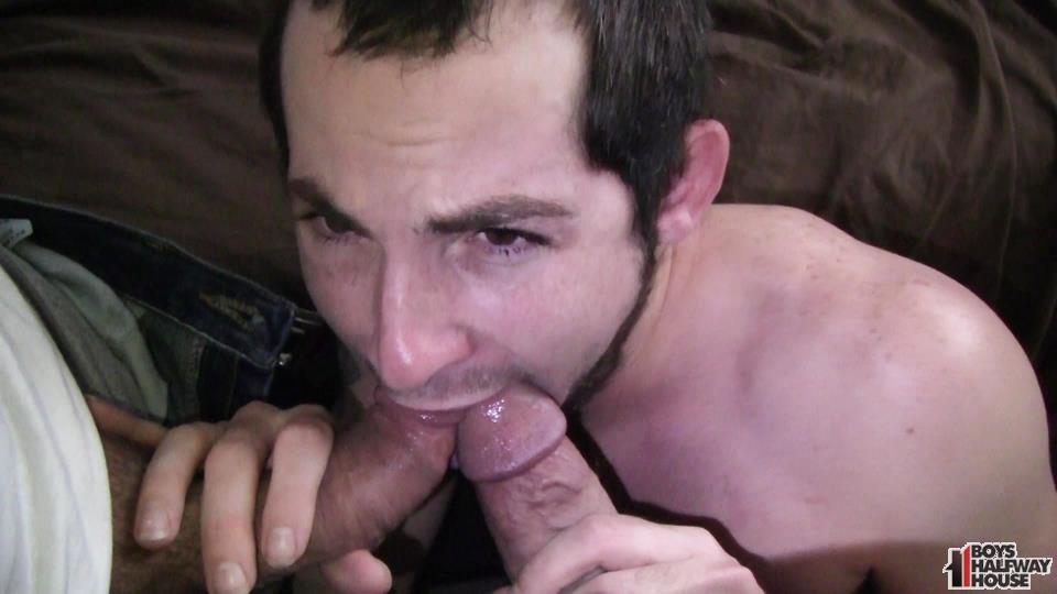 Boys-Halfway-House-Free-Download-Toby-Springs-Bareback-04 Straight Young Man Gets Two Raw Thick Dicks At The Halfway House
