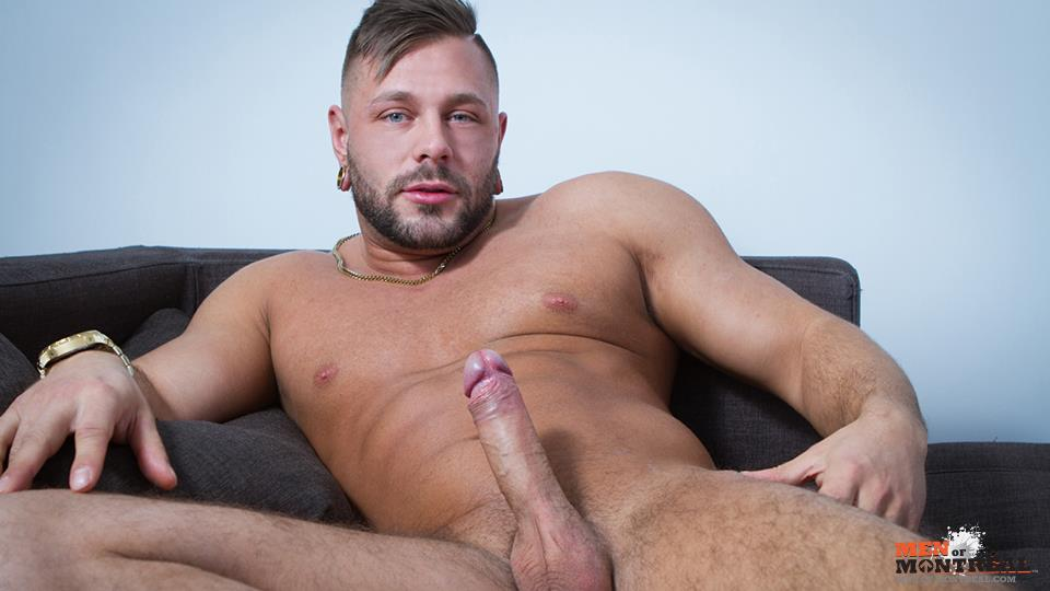 Men of Montreal Teddy Torres and Mateo Amateur Gay Porn 09 Hairy Muscle Jock Teddy Torres Gets His Hairy Ass Plowed Deep