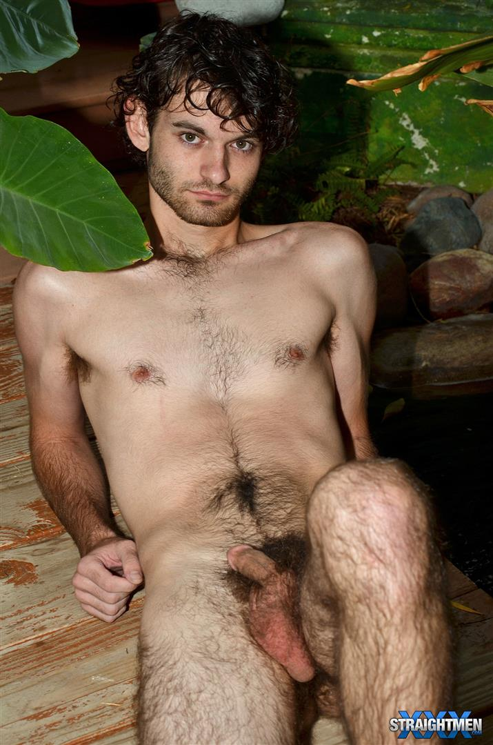 Straight Men XXX Cal Sommers Hairy Straight Guy Blow Job 06 Seducing And Sucking Off A Skinny Hairy Straight Man