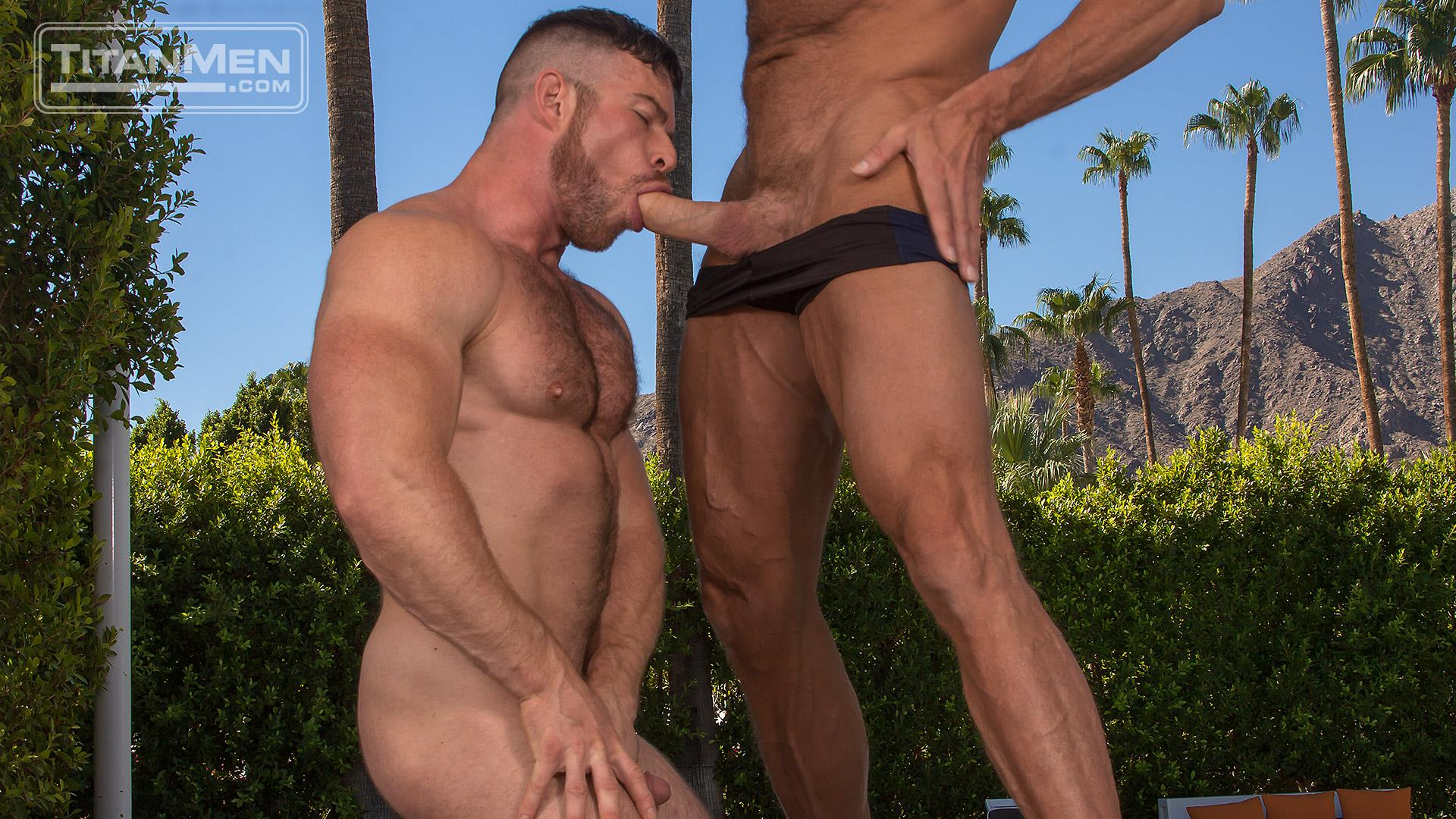 Titan Men Dallas Steele and Liam Knox Hairy Muscle Daddies Fucking 07 Thick Cock Hairy Muscle Hunks Dallas Steele and Liam Knox Fucking
