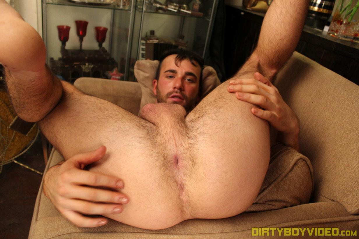 Dirty-Boy-Video-Alex-and-Logan-Big-Uncut-Cock-Gay-Sex-16 Making A Horny Bottom Cum Twice With A Big Uncut Cock