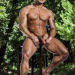 Lucas Entertainment Brock Magnus Big Uncut Cock 3 150x150 Meet Brock Magnus, Lucas Entertainment's New Exclusive Bareback Model