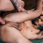 Lucas-Entertainment-Dylan-James-and-Aaden-Stark-Bareback-Creampie-11-150x150 Dylan James Gives Aaden Stark A Bareback Creampie