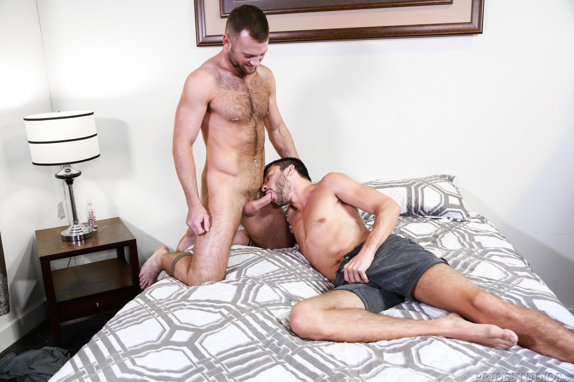 Pride-Studios-Scott-DeMarco-and-Aiden-Hart-Hairy-Cub-Gets-Fucked-04 Hairy Cub Aiden Hart Takes Scott DeMarco's Big Cock