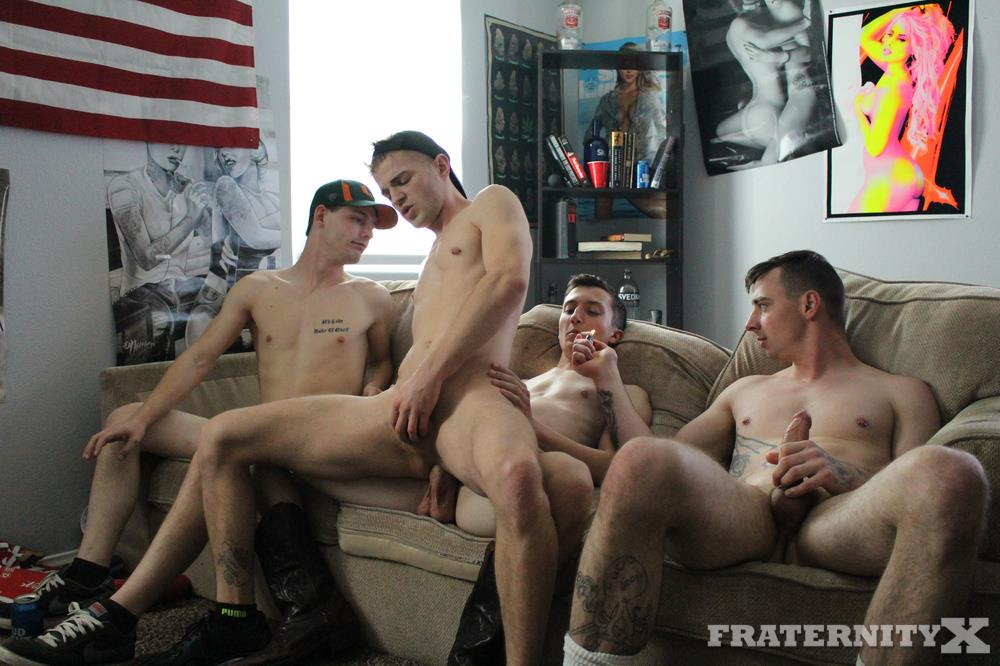 Fraternity-X-Big-Dick-Frat-Boys-Bareback-Sex-21 Big Dick Frat Boys Breeding A Freshman Ass
