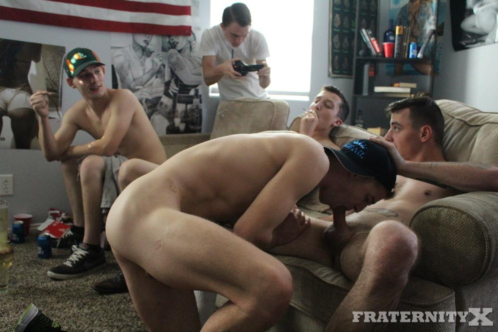 Fraternity-X-Big-Dick-Frat-Boys-Bareback-Sex-23 Big Dick Frat Boys Breeding A Freshman Ass
