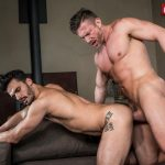 Lucas-Entertainment-Tomas-Brand-and-Aaden-Stark-Big-Uncut-Cock-Daddy-Barebacking-11-150x150 Hung Muscle Daddy Tomas Brand Barebacking Aaden Stark With His Big Uncut Dick