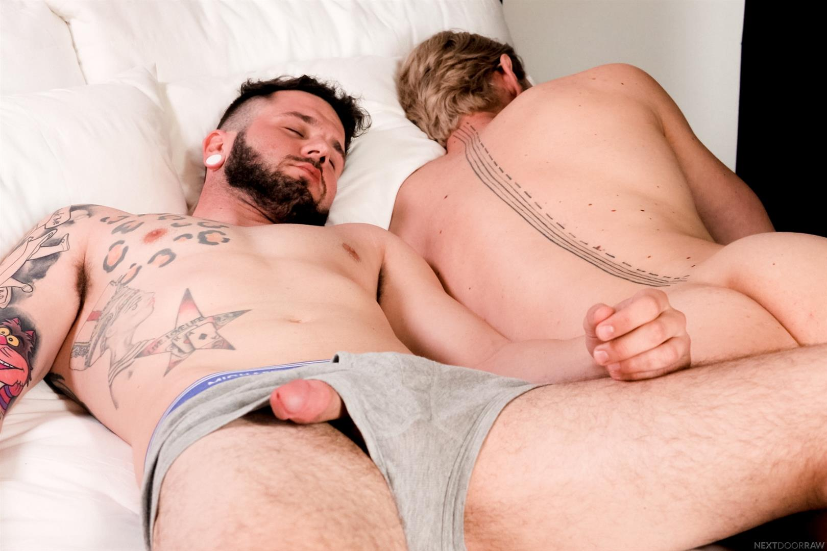 Next-Door-Raw-Johnny-Hill-and-Jacob-Peterson-Straight-Best-Friends-First-Time-Gay-Bareback-Sex-04 Bareback Fucking My Hairy Uncut Straight Best Friend