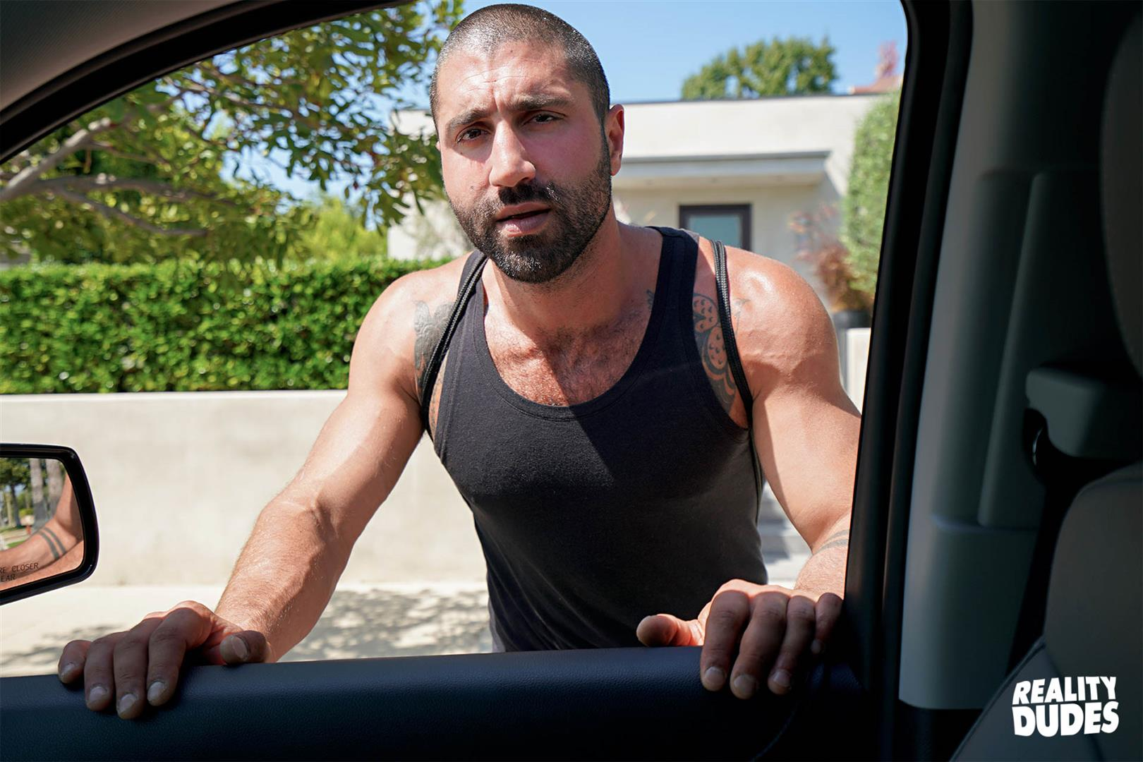 Reality-Dudes-Sharok-Straight-Guy-Gets-Fucked-In-Hairy-Ass-For-Cash-13 Paying A Straight Muscle Hunk To Let Me Fuck His Hairy Ass