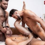 Lucas-Entertainment-Ben-Batemen-and-FX-Rios-and-Maxx-Gun-Bareback-Threeway-15-150x150 Ben Batemen and FX Rios Breeding Maxx Gun