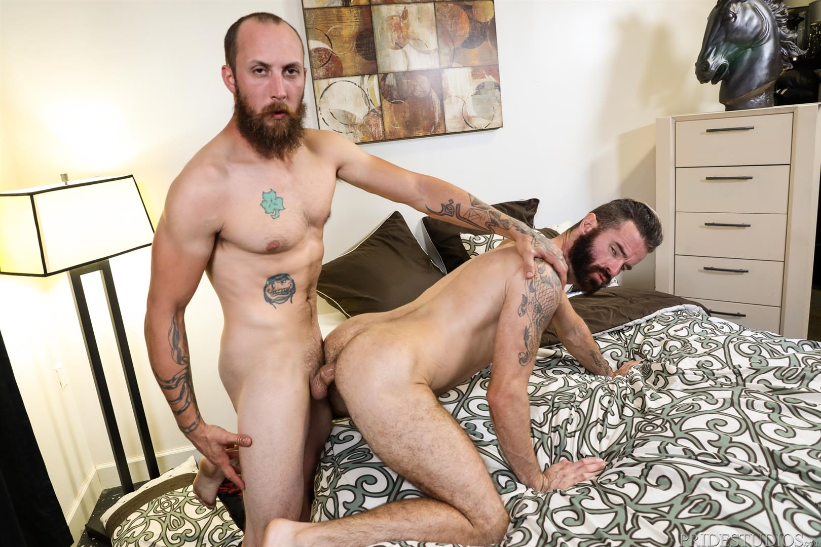 Extra-Big-Dicks-Dustin-Steele-and-Brendan-Patrick-Big-Redneck-Cock-Bareback-Fucking-11 Brendan Patrick Takes Dustin Steele's Raw Redneck Cock