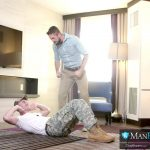 Man-Royale-Wesley-Woods-and-Michael-Boston-Big-Dick-Army-Soldier-Getting-Fucked-07-150x150 Sending The Boy Off To Boot Camp With A Hard Fucking And A Cum Facial